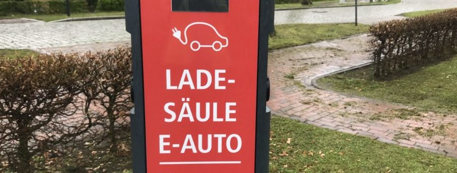 E-Ladesäule